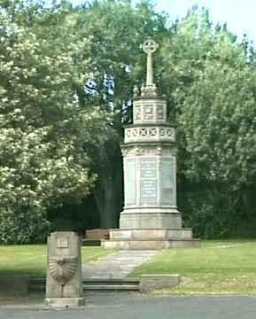 prenton war memorial